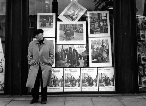 『パリが愛した写真家ロベール・ドアノー<永遠の3秒>』