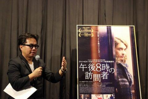 松崎健夫さん(映画評論家)