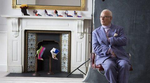 『マノロ・ブラニク トカゲに靴を作った少年』