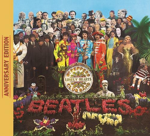 『サージェント・ペパーズ・ロンリー・ハーツ・クラブ・バンド』記念エディション